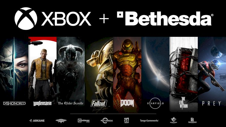 Microsoft has now officially acquired Bethesda