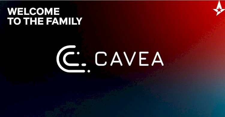 Astralis announces Commercial Partnership with homeland firm Cavea