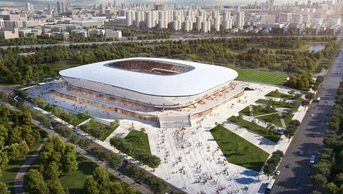 Worlds 2020 Finals to have free seats for 6,312 attendees at the Pudong Stadium