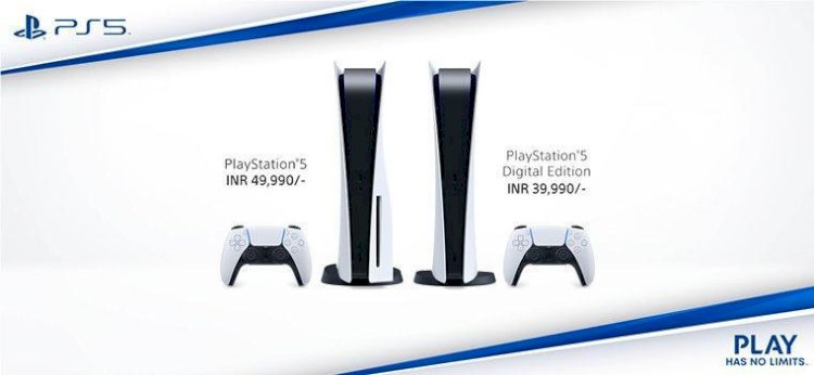 Sony has finally revealed PlayStation 5 pricing for India