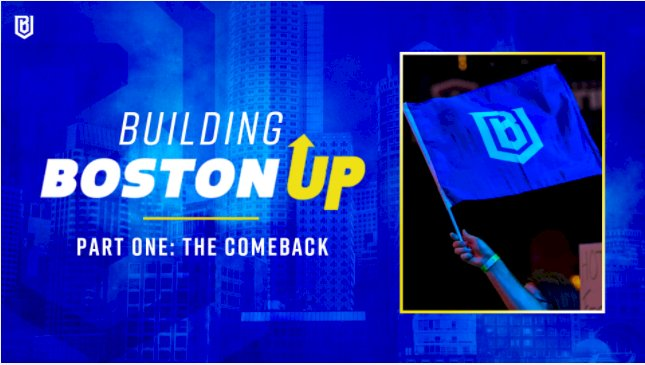 Boston Uprising renews contract with 4 players for the upcoming 2021 season