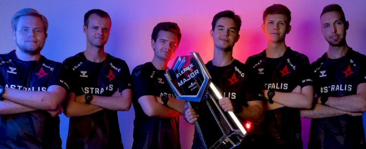Astralis and Garmin in new, strategic partnership