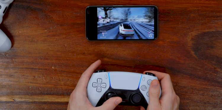 PS5 DualSense controller can be used to play Xbox Cloud Games via Android