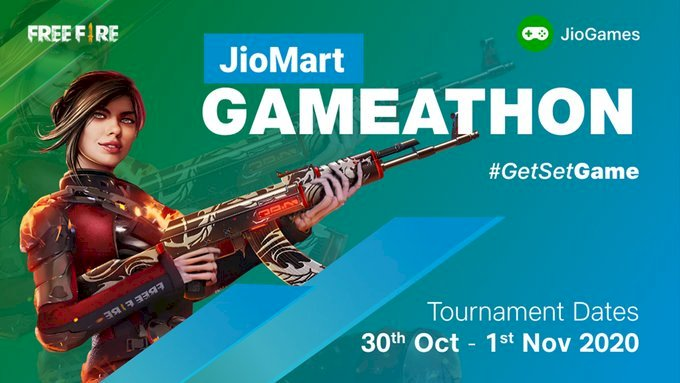 Jio enters Indian Esports with JioMart Gameathon Free Fire Tournament