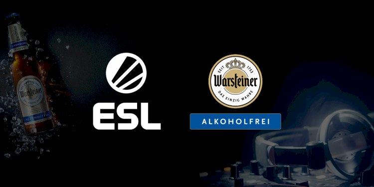 Warsteiner named as official supplier of ESL ONE Cologne 2020: Online