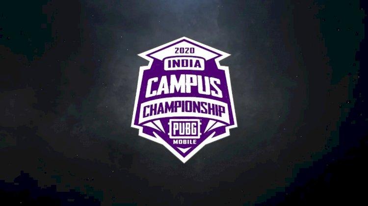 PUBG Mobile Campus Championship India: 2020 announced
