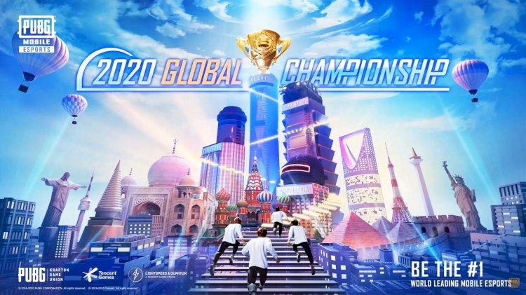 PUBGM: 2020 Global Championship Season Zero announced with $2,000,000 prize pool