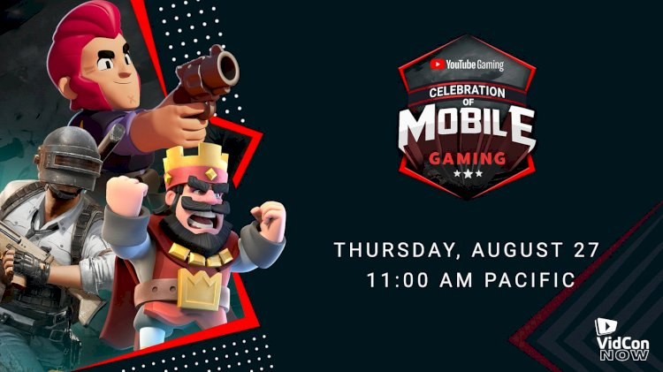 YouTube Gaming to host a charity tournament featuring seven content creators on August 27th