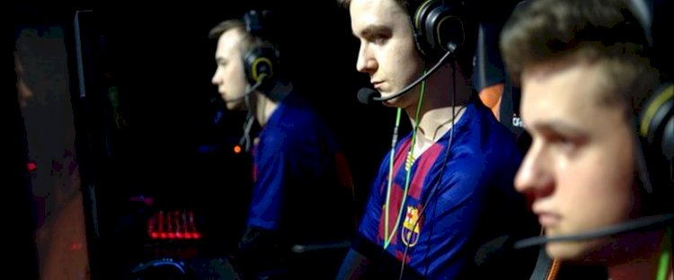Barcelona FC and Tencent sign a strategic esports partnership deal