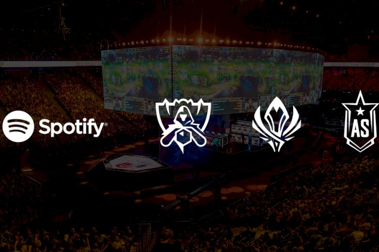 Spotify exclusively partners with League Of Legends to become the Official Audio Partner