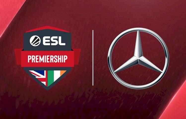 Mercedes Renews Partnership With ESL Premiership