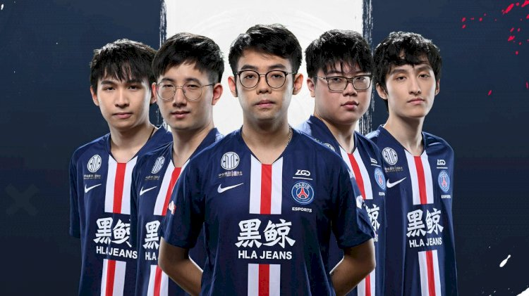 Dota 2: Somnus and Fy released from PSG.LGD