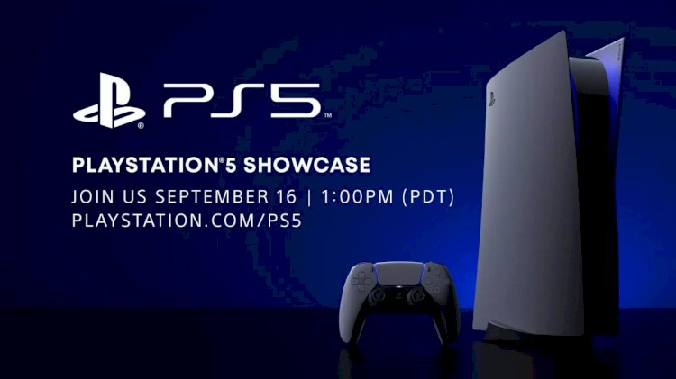 A PS5 Showcase Event is all set for September 16th
