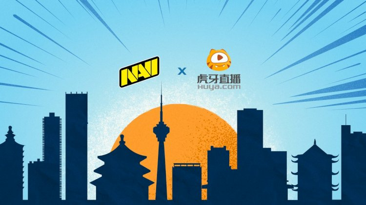 Natus Vincere CSGO Players To Exclusively Stream On Huya