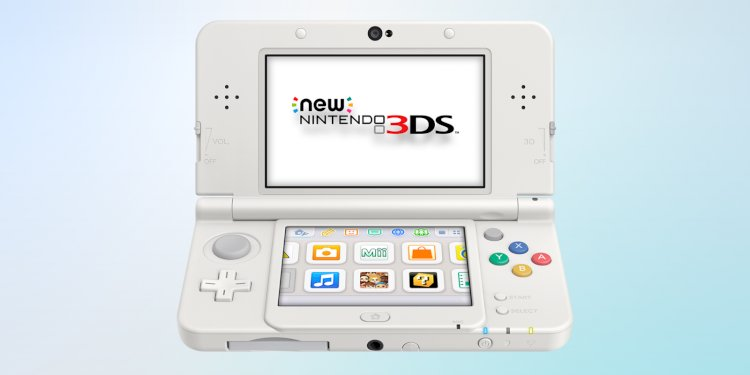 Nintendo 3DS Officially Discontinued