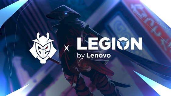 G2 Esports Onboards Lenovo Legion As Hardware Partner