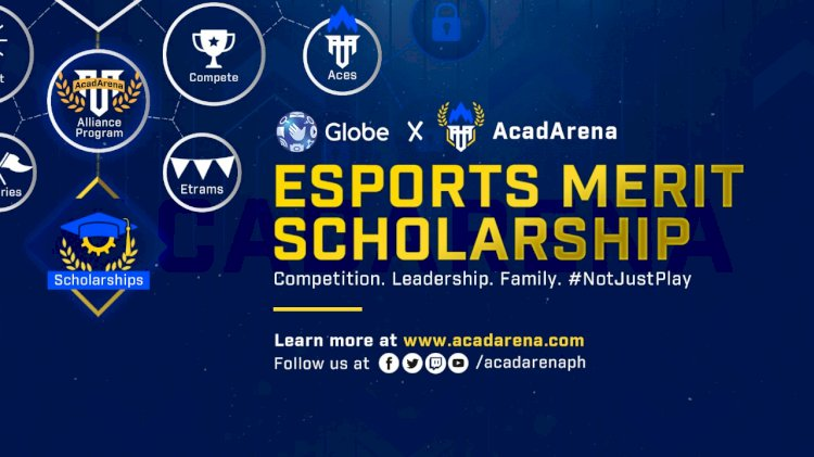 Esports x Philippines | First esports scholarship program in the country