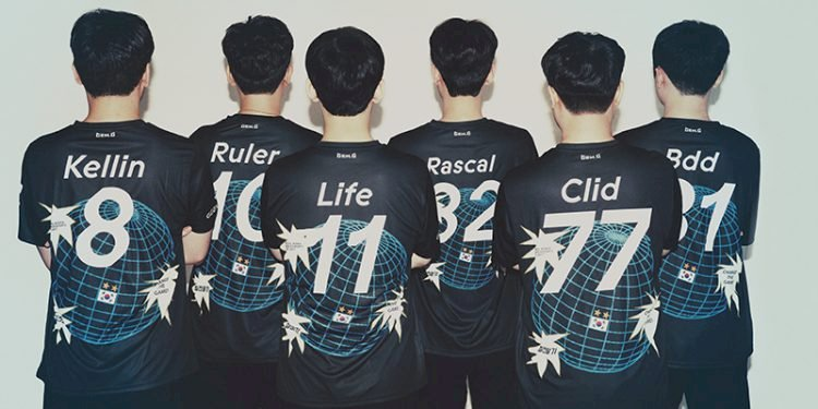 Gen.G and PUMA Partner Up To Launch Exclusive League of Legends Worlds 2020 Jersey