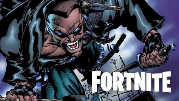 "Fortnite: Blade the ""Daywalker"" teased by Epic Games"