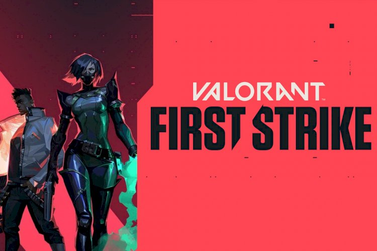 Riot announce Valorant 'First Strike' global tournament