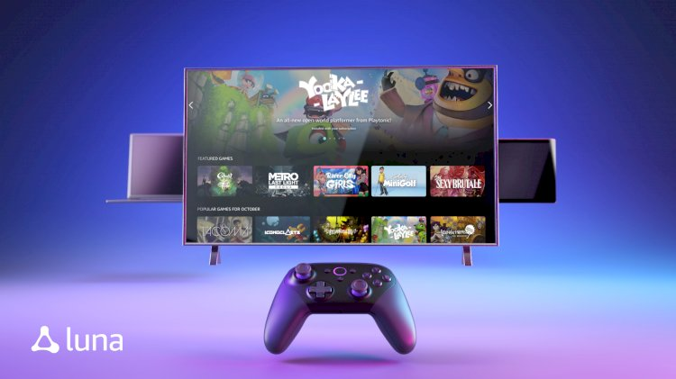 Amazon Steps Into Cloud Gaming Service With Luna: Here's All You Should Know About