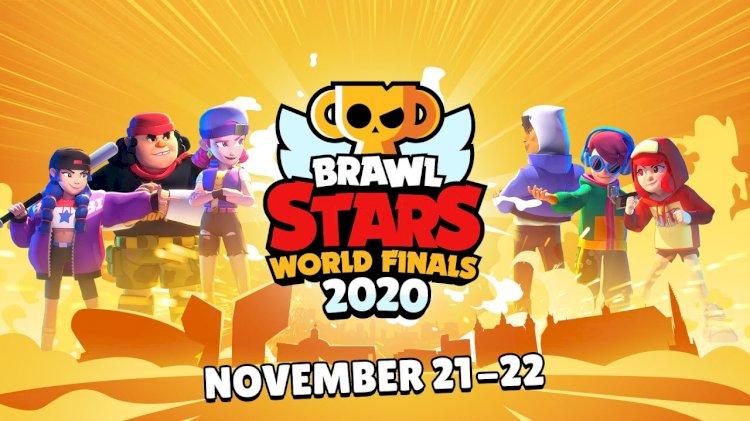 Supercell Announces Brawl Stars World Finals 2020!