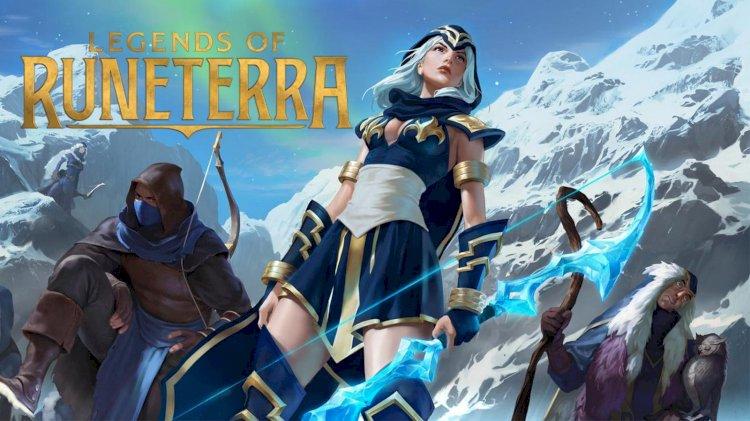 Legends Of Runeterra: Riot Games Will Host Seasonal Competitive Tournaments