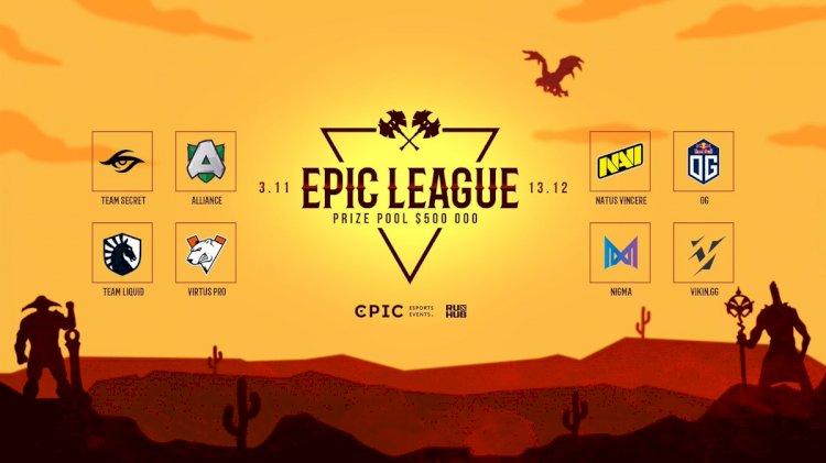 EPIC Events announces a $500,000 Dota 2 Tournament
