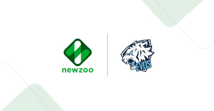 Newzoo Partner Up With EVOS Esports To Expand Its Market View With South East Asia Data