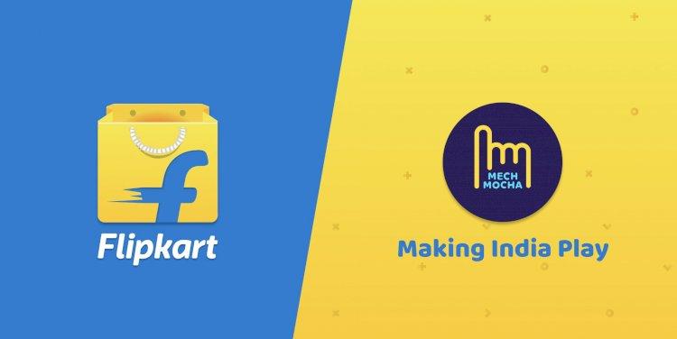 Flipkart acquihire gaming startup Mech Mocha