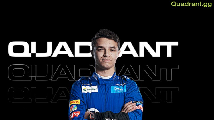 Professional Formula One Racer Lando Norris Launches Esports Team