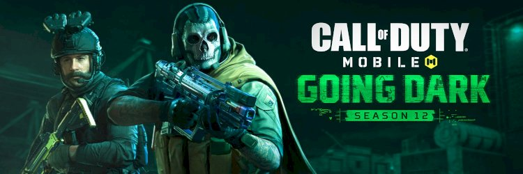 Enjoy Call of Duty: Mobile with Night Mode maps for a limited time