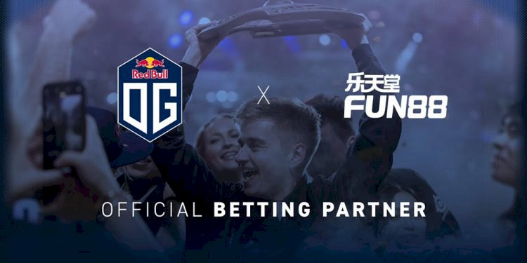 Two-time TI Champions OG Esports partners with Fun88 to become the Official Global Betting Partner