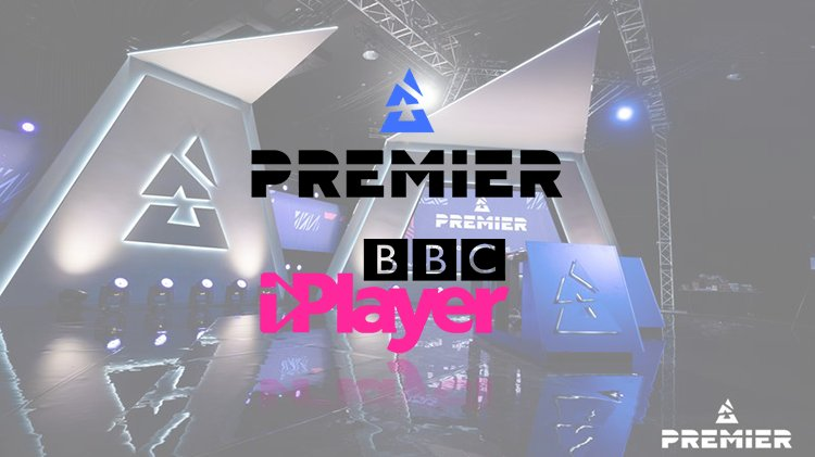 Counter-Strike tournament BLAST Premier will be shown on the BBC iPlayer over the next three months