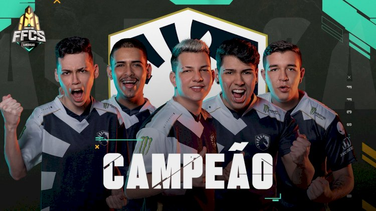 Team Liquid are the winners of Free Fire Continental Series Americas 2020