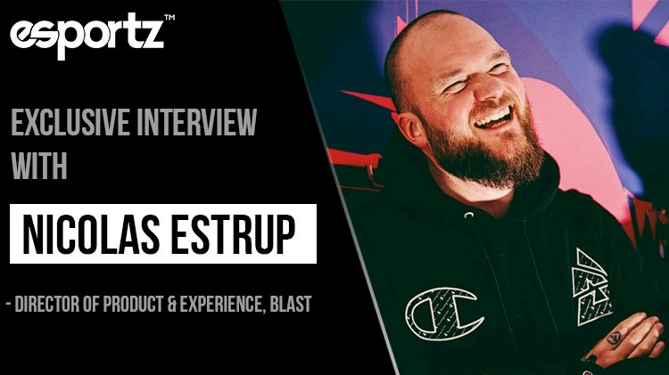 In Conversation with Nicolas Estrup, Director of Product & Experience at BLAST