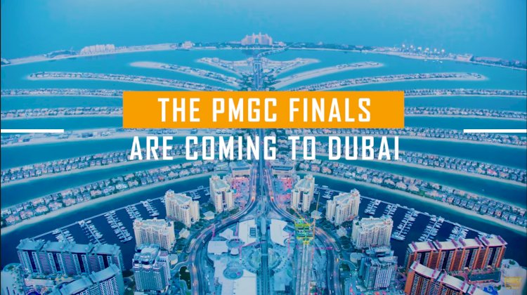 PUBG Mobile Global Championship finals will be held in Dubai