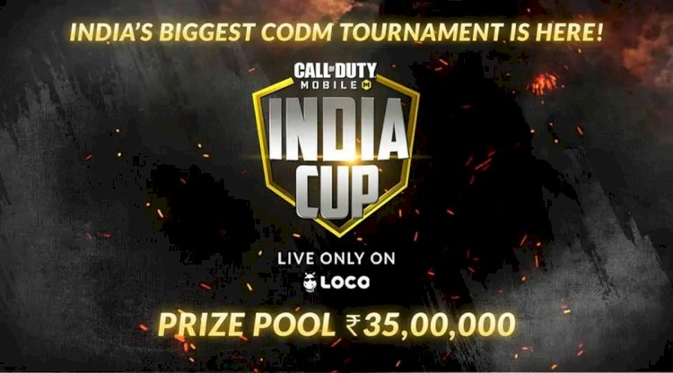 Activision Blizzard and Loco announce ties to host the Biggest Call of Duty Mobile tournament of India
