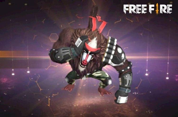 Meet Beaston, A new pet in Free Fire Universe