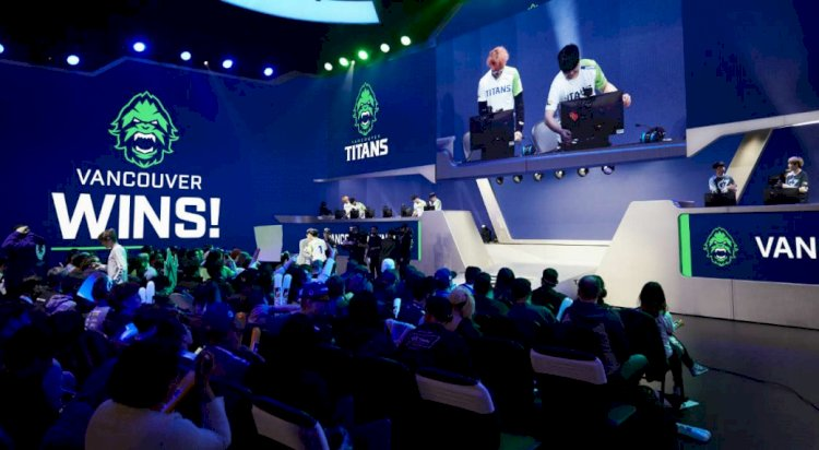 Vancouver Titans complete roster with Korean DPS Teru