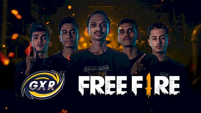 Galaxy Racer introduces Indian Free Fire Roster