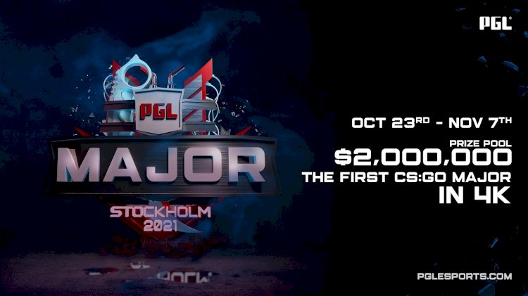 PGL to host next $2 Million CS:GO Major in Stockholm with Live Audience