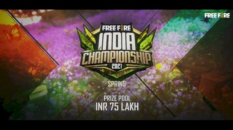 Garena Unveils Format and Registration Dates For Free Fire India Championship Spring Split 2021