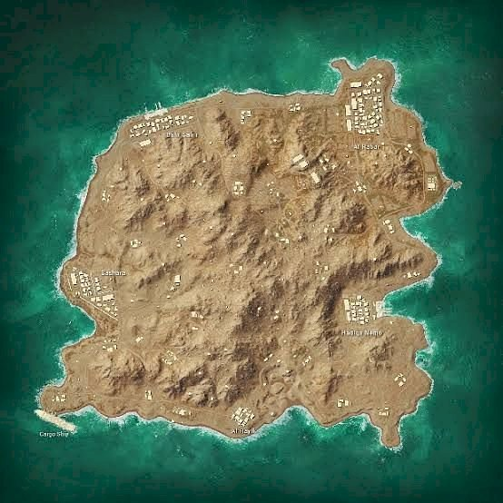 A new map to be revealed for PUBG Mobile on 22nd of January