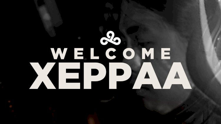 Cloud9 welcomes Xeppa to the CS:GO squad