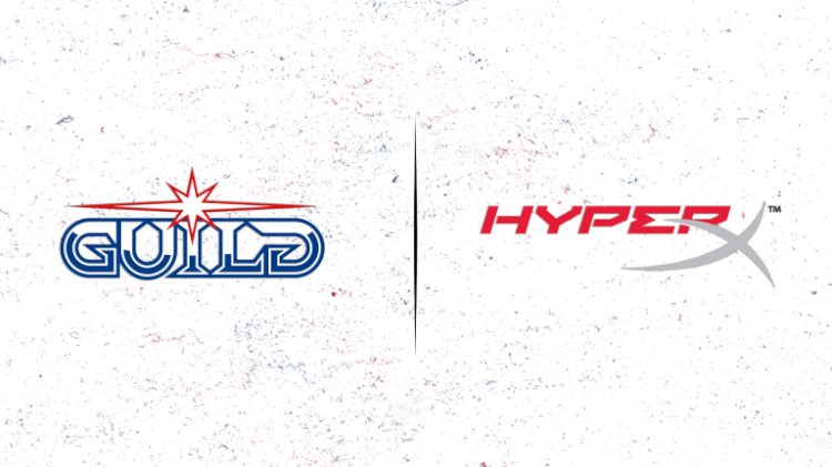 Guild Esports announces two-year sponsorship deal with gaming peripherals brand HyperX