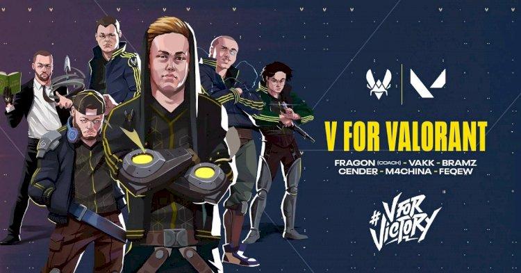 Team Vitality sign FrenzyGoKill to enter VALORANT