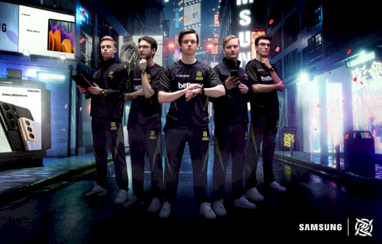 Ninjas in Pyjamas and Samsung sign Three-Year Partnership