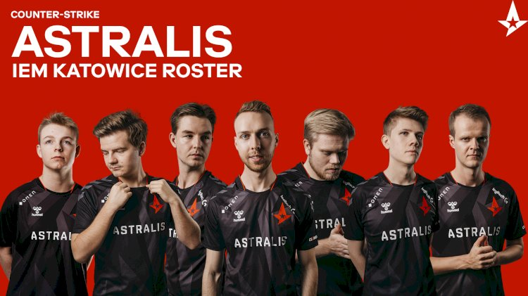 CS:GO: Astralis to kick-off IEM Katowice with a 7-man roster