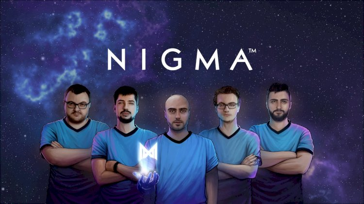 Nigma is the most-watched  DotA 2 team of 2020